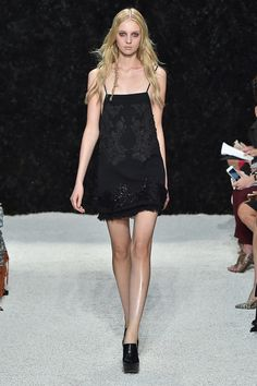 REPIN this Vera Wang look and it could be yours to rent next season on Rent the Runway! #RTRxNYFW