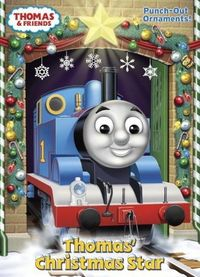 Thomas The Tank Ornaments