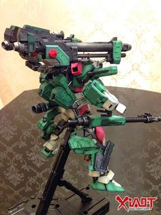 GUNDAM GUY: MG 1/100 Buster Gundam - Customized Build