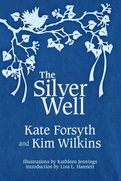 Kate Forsyth and Kim Wilkins celebrate at The Silver Well - Ticonderoga Publications