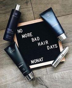 No more Andy hair days! #monat #monathaircare