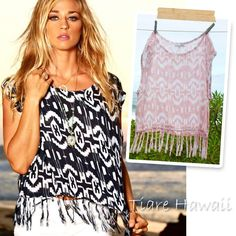 Tiare Hawaii.. Got this shirt on the left and I lurv it!!!