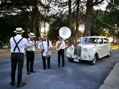La Just FM Dixieland Band ad un ricevimento di nozze a Roma  https://www.musicamatrimonio.it/musica-matrimonio/gruppo-dixieland/roma/just-fm-dixieland-band/  #matrimonio #musicamatrimonio #bandmatrimonio #bandmatrimonioroma #musicamatrimonioroma