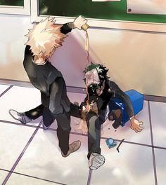 Im going to kill bakugou