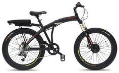 ProdecoTech Phantom X Lite v5 36v 300W 9 Speed Electric Bicycle