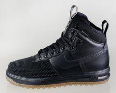 Nike Lunar Force 1 | Duckboot Black/Gum