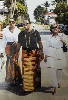 Wax un jour...! ~African fashion, Ankara, kitenge, African women dresses, African prints, African men's fashion, Nigerian style, Ghanaian fashion ~DKK