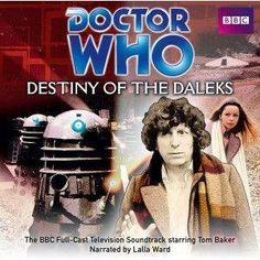 Since we are Doctor Who fans at heart, we are reviewing the Doctor Who Audio CDs as part of our 50th Anniversary Celebration.  Today's review is the fourth Doctor adventure - Doctor Who Destiny of the Daleks – CD/Download.   Destiny of the Daleks is the latest release from AudioGO in their series of audio soundtrac...