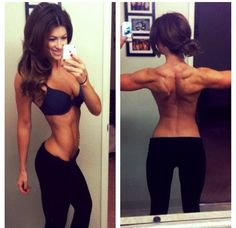 ❤❤ inspiration. lean and strong