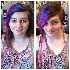 Cuts colors by celeste johnson theory hair salon - Celeste beauty salon ...