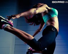 The NBA Dancer Workout Plan. Build stamina, improve flexibility, and score an OMG body like this Boston Celtics dancer.