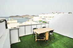 (Airbnb) Top 25 Cheapest European city Breaks For Autumn (Airbnb): Las Palmas de Gran Canaria, Spain  Typical price per night: £32 Try... this penthouse with fantastic views of the coastline and Las Canteras beach, as well as a large balcony where you can make the most of the scenery.