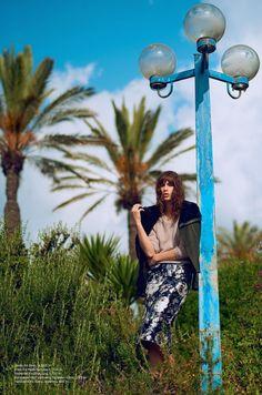 Crista Cober by Jonas Bie for Eurowoman November 2014
