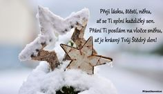 Vánoční přání – obrázky | Přáníčkovnice - Part 2 Mary Christmas, Knowledge Quotes, Christmas Cards, Merry, Inspirational Quotes, Make It Yourself, Happy, How To Make, Christmas Greetings Cards