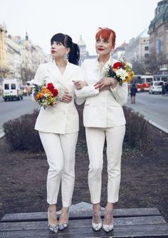 We love love. blanc denver is loving these same sex wedding ideas! #blancDenver #LGBT #gaypride
