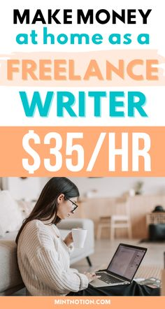 How to become a freelance writer. Writing online can be a great way to make money from home. You can make up to $50,000 per year! No experience required. Check out these 200 popular freelance writing niches that make money! Short stores, poetry. Work from home job ideas for stay-at-home moms. Side hustle ideas. How to get started as a freelance writer.