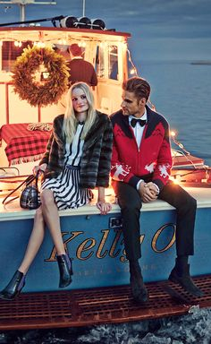 You and a party outfit from Tommy Hilfiger. It's a match made in heaven.