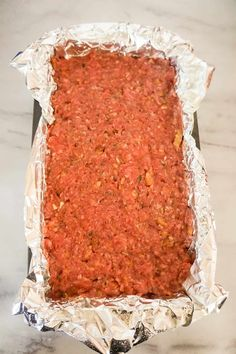 Meatloaf with Stuffing - This is Not Diet Food