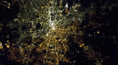 A groundbreaking report recently released by the American Medical Association (AMA) Council on Science and Public Health affirms known and suspected impacts to human health and the environment caused by light emitting diodes (LEDs) that […] T Lights, Berlin Wall, Dark Skies, Night City, Night Skies, Find Art, Framed Artwork, Vancouver, Sky