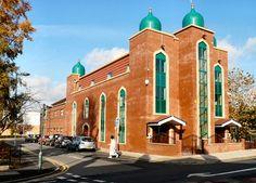 Jamia Mosque, Hyde, Tameside