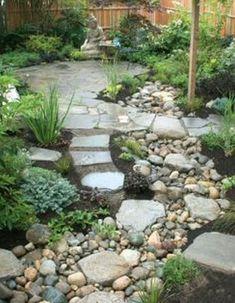 Rain Garden Design Landscaping Front Yards