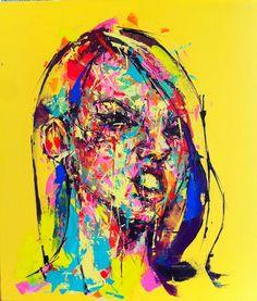 an ordinary person 13 Jeong Ah Lim South Korea PaintingAcrylic Size: 20.9 x 17.9 x 0.8 in