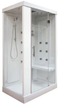 Cabina Doccia Evo Basic.Cabina Doccia Idromassaggio Semicircolare Nera Doccia Bathroom