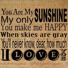You Are My Sunshine Pillow Baby Room By Frenchcountrydesigns I Sang This Song All The Time To My Oldest Son This Was Our Song