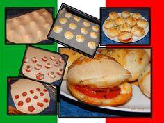 Pizza-Bißchen