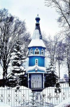 church of winter by Alma Kerpauskiene