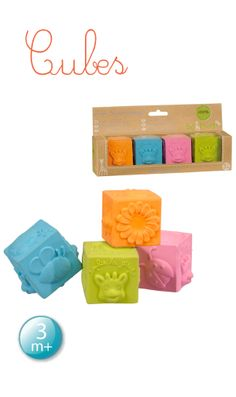 SOPURE Sophie cubes White Out Tape, Facial Tissue, Cubes, Pure Products, Dice