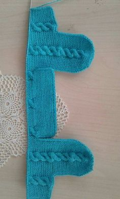 Name: 'Knitting : Cabled Baby Aviat - Diy Crafts - Marecipe Knitting Short Rows, Baby Hats Knitting, Baby Knitting Patterns, Knitting Stitches, Knitted Hats, Diy Crafts Knitting, Crochet Baby Booties, Baby Sweaters, Diy Crochet