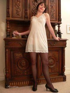 Lace Slip, Silk Slip, Satin Slip, Vintage Lingerie, Women Lingerie, Lingerie Drawer, Lingerie Slips, Nylons, White Slip