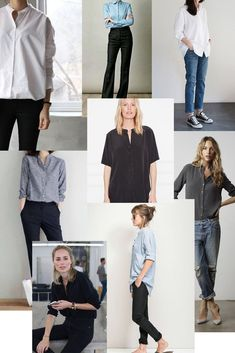 Style choices for a new mom