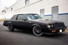 All Classic Cars NZ: Buick Grand National Custom 1987
