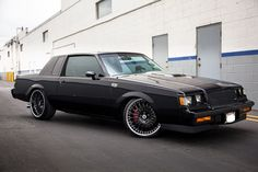 All Classic Cars NZ: Buick Grand National Custom 1987