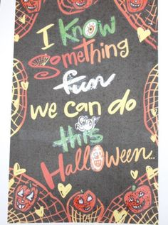 MATURE HANDMAKE HALLOWEEN Card by SouthamptonCreations on Etsy, $2.00