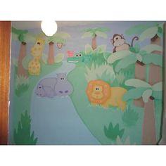 dibujos artisticos en paredes infantiles madrid pintura mural decorativa madrid preview