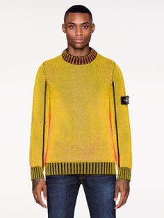 Stone Island AW '017 '018 _ Ice Knit on stoneisland.com