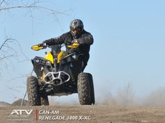 2012 Can-Am Renegade