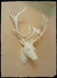 Поделки и проделки: Голова оленя