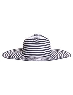 Chapeau capeline à rayures Hats, Fashion, Moda Femenina, Stripes, Womens Fashion, Moda, Hat, Fashion Styles, Fashion Illustrations