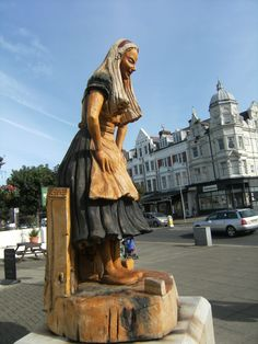Alice in Wonderland Llandudno Wales | Lewis Carroll Childrens Books