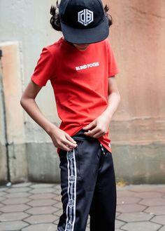 Vingino by Daley Blind jongens shirt Heath rood Daley Blind, Sporty, Fit, T Shirt, Logo, Fashion, Supreme T Shirt, Moda, Tee Shirt