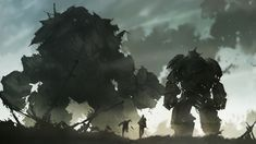 """Lightwave Box: MAKING OF """"SHADOW OF THE COLOSUS"""""""
