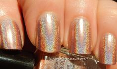 Perfect Holographic Nail Polish H6