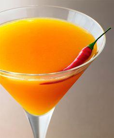 Orange & Chilli Martini