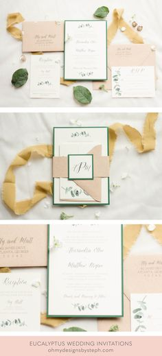Eucalyptus Wedding I