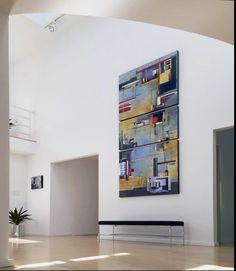 Ginny Herzog installation