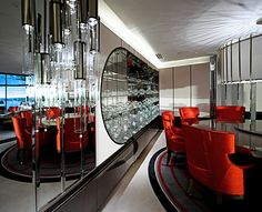 Infinity Suite | Crown Metropol Perth | Interiors, furniture & lighting by Blainey North